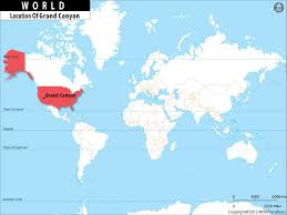 grand in world map maps of usa