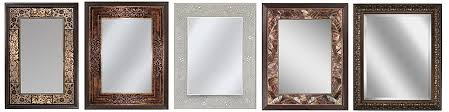 Decorative Mirrors For Bathrooms Decorative Mirrors For Bathroom House Decorations