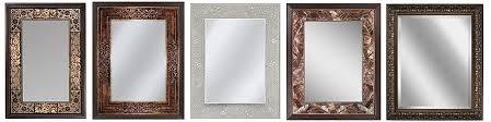 Decorative Mirrors For Bathrooms Decorative Mirrors For Bathroom House Decorations