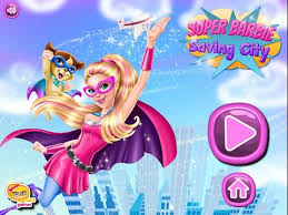 super barbie saving free barbie games download barbie games