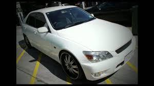lexus is200 sport wheel size lexus is200 rolling 20