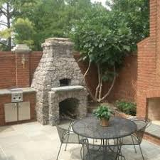 Backyard Fireplace Plans by Pizza Oven Fireplace Outdoor Spaces Pinterest Pizza Oven