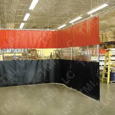 Vinyl Drapes Pvc Curtains Industrial Vinyl Curtain Partitions Doors Tmi Llc
