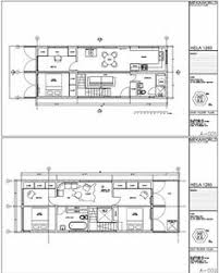 Shipping Container Home Floor Plan An Indoor Outdoor Container Home In California Exterior