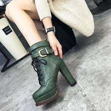 motorcycle boots buckle compare prices on green winter boots online shopping buy low