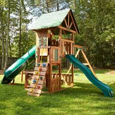 Swings For Backyard Backyard Playground And Swing Sets Ideas Backyard Play Sets For
