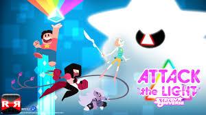 Attack The Light Steven Universe Light Rpg By Cartoon Network