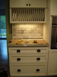 backsplash tile ideas for kitchen subway tile backsplash kitchen contrasting tile backsplash