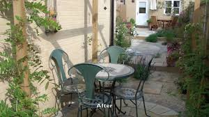 Patio Ideas For Small Gardens Uk Small Garden Medium Sized Garden Ideas Pictures Gallery