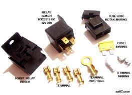 cara pasang relay untuk klakson lampu tambahan revised