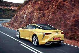 lexus lc 500 turbo 2018 lexus lc 500 lc 500h first drive review when concept meets