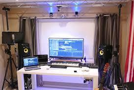 Home Recording Studio Desk by New Home Recording Studio Tour 2016 Youtube