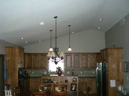 kitchen with vaulted ceilings ideas vaulted ceiling recessed lighting with on cathedral bedroom