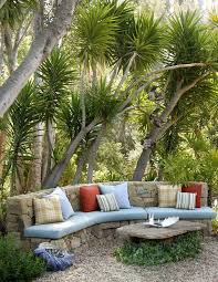 Bench Cushions For Outdoor Furniture by Fade Resistant Outdoor Bench Cushions Patio Mediterranean With