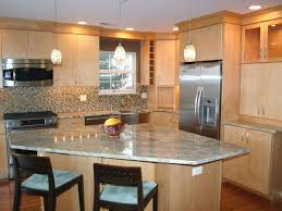 Granite Kitchen Countertops by Kitchen Maple Kitchen Cabinets And 22 Gorgeous Granite Kitchen