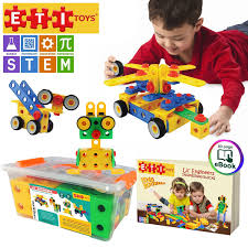 amazon com eti toys stem learning original 101 piece
