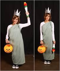 Lady Liberty Halloween Costume Statue Liberty Costume Quest Cosplay Panatthedisco