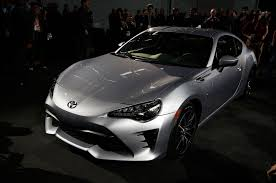 toyota s 2017 toyota 86 revealed for new york the scion fr s gets a new