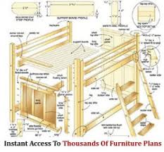 Wood Project Plans For Free diy furniture plans