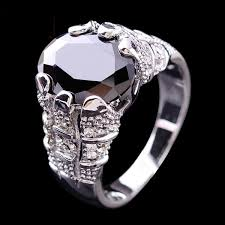 rings of men designs of black sapphire rings 2014 for men 004