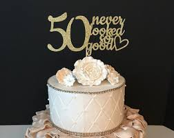 50th birthday cakes 50th birthday cake etsy