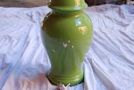 How To Paint A Vase How To Paint A Ceramic Lamp And Change Lives Raising Colorado