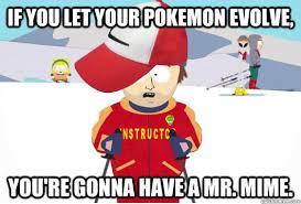 Mr Meme - ash the ski instructor memes quickmeme