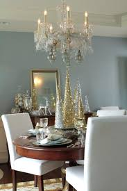 silver dining room table 64 holiday buffet table ideas amazing christmas dining table ideas