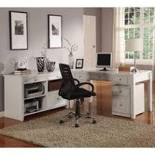 Kathy Ireland L Shaped Desk Martin Furniture Beaumont Desk And Return In Java Finish
