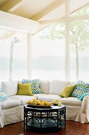 living room styles casual chic lake house southern living