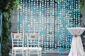 wedding backdrop design singapore aloysius and s wedding at the fullerton hotel
