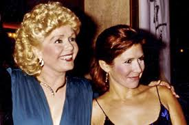 carrie fisher and debbie reynolds eulogize themselves the u0027bright
