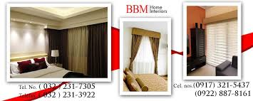 Curtains And Blinds Cebu Curtains And Blinds By Bbm Home