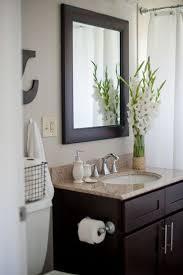 Guest Bathroom Decor Best 25 Brown Bathroom Decor Ideas On Pinterest Brown Small