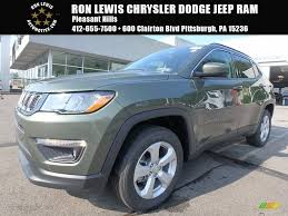2017 jeep compass latitude black 2017 olive green pearl jeep compass latitude 4x4 121734931