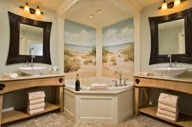 beach bathroom ideas home design ideas