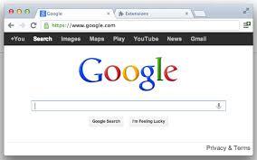 google themes lights plain blue theme chrome web store