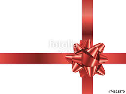 christmas gift bow gift bow vector christmas present ribbon stock image and