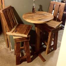 Barnwood Dining Room Tables Barn Wood Pub Tables U2013 Raised In A Barn Furniture