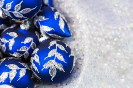 blue christmas blue christmas balls free stock photo domain pictures