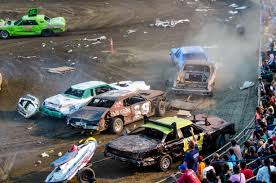 monster truck show at dodger stadium monster jams and demolition derbies are a real smash u2013 daily news