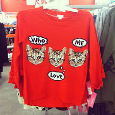 sweater target 5 pieces of cat fashion you can buy at your local mall right meow