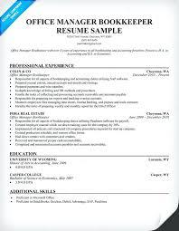 sample bookkeeper job description bookkeeping resume samples sample accounting resumes accountant