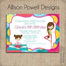 custom birthday invitations custom birthday invitations birthday party invitations