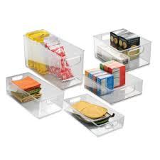 kitchen cabinet organizer shelf white made by designtm idesign cabinet binz storage bin