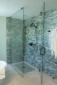 sea green glass tile backsplash bathrooms design kitchen wall