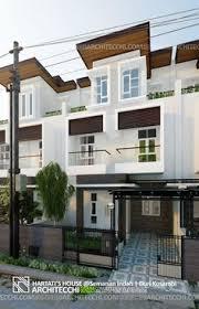 desain rumah lebar 6 meter minimalist design house 2nd floor desain rumah minimalis 2 lantai