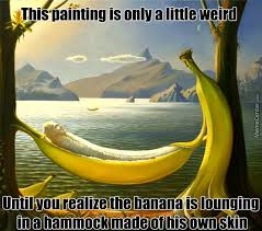 Banana Hammock Meme - or is that normal by vaker meme center