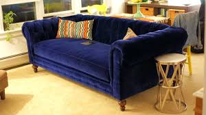 Blue Velvet Chesterfield Sofa Blue Velvet Chesterfield Sofa Large Chesterfield Sofas From Sofas