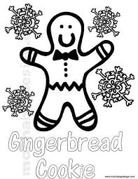 gingerbreadman coloring page printable christmas gingerbread man coloring page mochabaydesign com